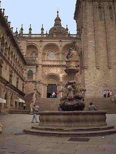Santiago de Compostela, Espana