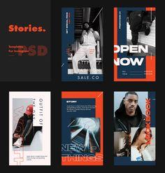 Men's Style Instagram Story Templates Instagram Grid, Style Instagram, Instagram Design, Instagram Fashion, Graphic Design Trends, Graphic Design Posters, Graphic Design Inspiration, Instagram Story Template, Instagram Story Ideas