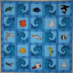 Manta ray sting ray or devil ray PDF applique quilt pattern Boys Quilt Patterns, Paper Piecing Patterns, Applique Patterns, Pattern Blocks, Quilting Patterns, Quilting Tutorials, Fish Quilt Pattern, Applique Designs, Pattern Paper
