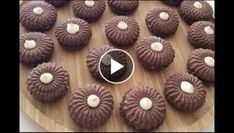 Crochet Videos, Yummy Cookies, Mini Cupcakes, Cookie Recipes, Yogurt, Muffin, Dinner Recipes, Food And Drink, Breakfast