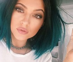 I got: Kylie Jenner! Are You More Kendall Or Kylie Jenner? Look Kylie Jenner, Kylie Jenner Lipstick, Kendall Jenner, Jenner Makeup, Kylie Jenner Blue Hair, Kyle Jenner, Kylie Hair, Kylie Lips, Jenner Style