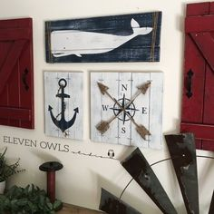 24 Awesome Nautical Home Decoration Ideas - Live DIY Ideas