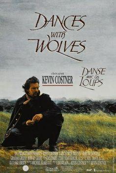Kevin Costner : Dances with Wolves - 1990 - Lieutenant John Dunbar