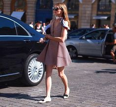 The Olivia Palermo Lookbook : Paris Couture Week 2015 : Olivia Palermo at Schiaparelli