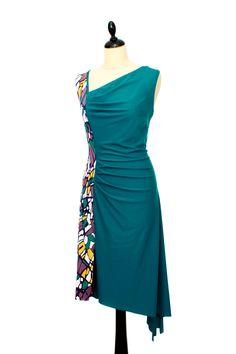 Merveilleuse Robe de Tango   Splendid Tango Dress by IRYNA Créations. Made in…