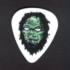 KIRK HAMMETT Guitar Pick Metallica Monster Nice creepy pick! collectors item