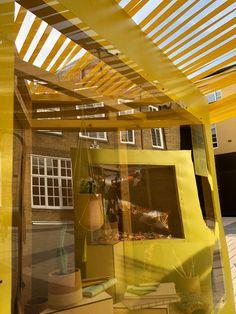 London Design Festival, Local Artists, Pavilion, Cork, Pergola, Outdoor Structures, Studio, Accessories, Study