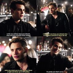 "#Shadowhunters 2x07 ""How Are Thou Fallen"""