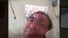 1 Maggio operato al Pancreas  hospital american Paris