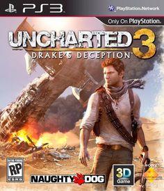 Exclusivo da Sony para o console Ps3, na minha opinião o melhor game dos últimos anos!