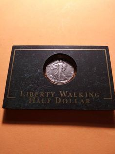 Your place to buy and sell all things handmade Peace Dollar, American Coins, Liberty Walk, Coins For Sale, Us Coins, Half Dollar, Silver Rounds, Coin Collecting, Awesome Stuff