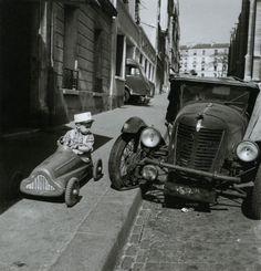 Robert Doisneau  Speedsters, 1946  From Icons: Robert Doisneau 1912-1994