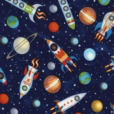 1000 images about clipart space on pinterest fabric for Space fleece fabric