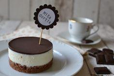 Míša dezert – čokoláda a tvaroh