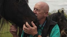 The Incredible Dr. Pol, really interesting guy.I admire how he lives live and pays it forward.