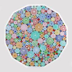 """Saatchi Art Artist Alberto Fusco; Collage, """"GAEA"""" #art"""