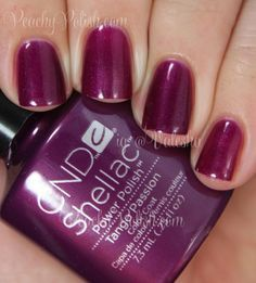 Nails shellac cnd summer 36 ideas