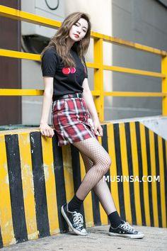 Korean Street Fashion June 2016 Taken in Streets of Seoul ...