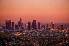 los-angeles-skyline-sunset