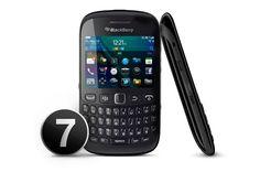 BlackBerry aposta em smartphones mais baratos e lança Curve 9220