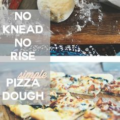 When you need to put dinner or lunch on the table in a pinch, this is the perfect recipe because it's quick and easy. Plus these unique topping ideas make it seem quite glamorous.