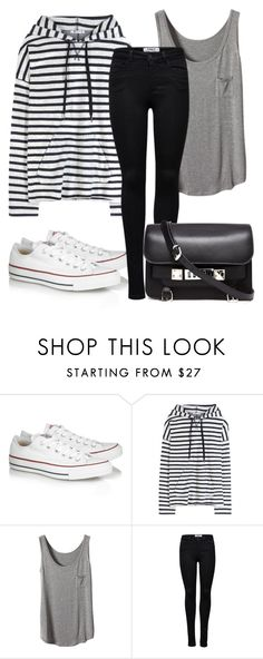 """Sin título #239"" by camifpl21 ❤ liked on Polyvore featuring Converse, T By Alexander Wang, ONLY, Proenza Schouler, selenagomez, eleanorcalder, kendalljenner, louteasdale and gemmastyles"