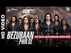 Just watch Varun Dhawan and Shraddha Kapoor's (one of the best chemistry ever) electrifying performances in Bezubaan Phir Se from ABCD 2.  http://goo.gl/ejFwdm