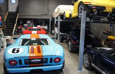 Canadian collector uncovers 40 collectible cars from the Big 3, including Ford GTs, Mustangs   Corvettes