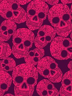 "skulls, skulls and more skulls  UH-OH, Im the ""666"" person to pin this!!!!"