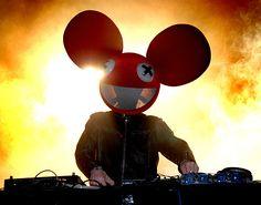 Deadmau5 - Canadian progressive house and electro house producer.