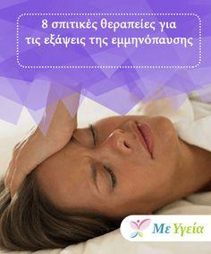 8 σπιτικές θεραπείες για τις εξάψεις της εμμηνόπαυσης   Για να ελέγξετε τις εξάψεις, #χρησιμοποιήστε τις παρακάτω σπιτικές θεραπείες πριν πάτε για ύπνο. Επίσης όταν κοιμάστε να φοράτε καθαρά βαμβακερά ή λινά ρούχα. Ένα από τα πιο συνηθισμένα #συμπτώματα της έναρξης της εμμηνόπαυσης είναι οι #ενοχλητικές εξάψεις, που γενικά χειροτερεύουν τη νύχτα. Αν και γενικά οι περισσότερες ενοχλήσεις οφείλονται σε ορμονικές αλλαγές, οι περισσότερες. #ΦυσικέςΘεραπείες Alternative Treatments, Pain Relief, Medicine, Health Fitness, Therapy, Personal Care, Tips, Beauty, Self Care