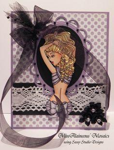 MissAlaineous' Mosaics: Sassy Studio Designs