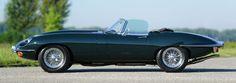 Jaguar E-type 4.2 Litre OTS, 1970 - Classicargarage - NL