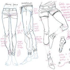 Manga Drawing Tips Unisex clothes breakdown part 1 that can be used as a template when drawing your own OCs Drawing Techniques, Drawing Tips, Drawing Reference, Drawing Sketches, Drawing Hair, Manga Drawing Tutorials, Drawing Faces, Pencil Drawings, Drawing Ideas