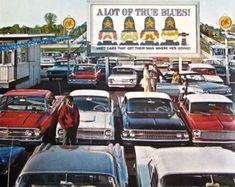 popular items for car lot