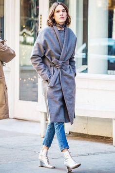 Comment porter des jeans et des bottes 2019