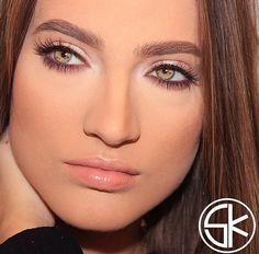 Natural Samer Khouzami makeup