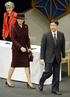 The UNESCO World Conference on Education for Sustainable Development opened in the Japanese city, Nagoya. Among the many guests from more than 100 countries were the Japanese Crown Prince Naruhito and his wife, Crown Princess Masako. 10 November 2014