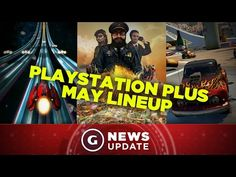 PlayStation Plus Free Games of May - GS News Update