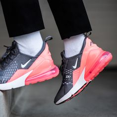 661515874864b7 Walk on air with the all new Nike Air Max 270. Available on KICKZ.com!
