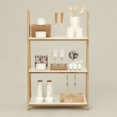 One Step Up shelf, low | Bookcases | Furniture | Finnish Design Shop