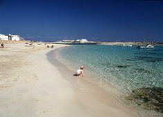 Platges Es Pujols, Paradise, Island, Beach, Water, Outdoor, Balearic Islands, Hotels, Tourism