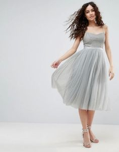 69bd5b4d2a0 Shop Needle   Thread Coppelia Ballet Dress at ASOS.