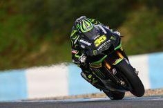 Cal Crutchlow, Monster Yamaha Tech 3, MotoGP, Jerez Tests 2013.