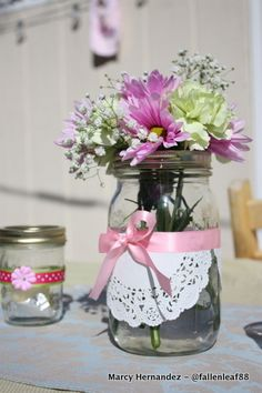 Baby Shower - Baby Girl - Co-ed - Baby Shower Decorations - Marcy Hernandez