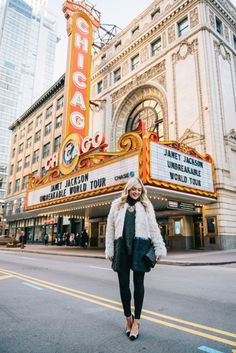 Things to Do in Chicago Over the Holidays   @expresslife #GiveStyle