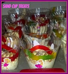 Sand Cups Quick Frugal Kid Friendly Treat Recipe!