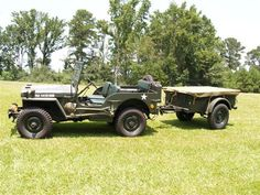 1942 Willys MB - Photo submitted by Marcus Ellis.