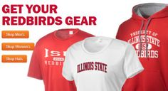 Go to PrepSportsWear.com for officially licensed Illinois State University products