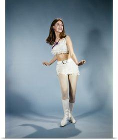 1970's Miniskirt & GoGo Boots